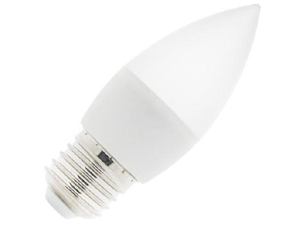 Ampoule LED E27 C37 5W - Disponible en 3000k, 4500k, 6000k