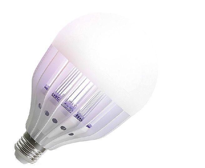 Ampoule LED E27 anti-moustiques - Existe en 2w, 7w, 9w