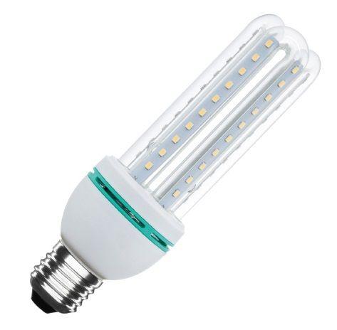 Ampoule LED CFL E27 12w - Disponible en 3000k, 4500k, 6000k