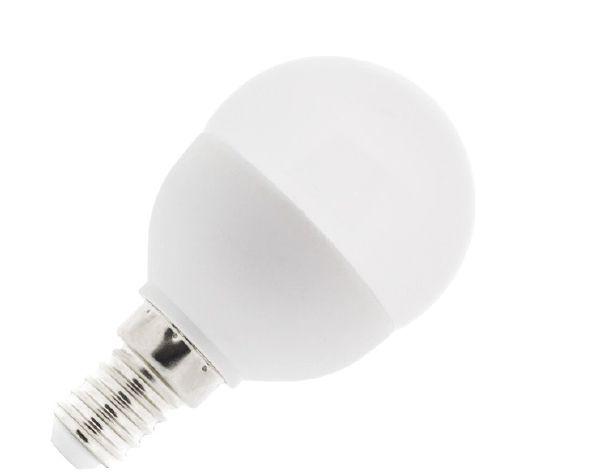 Ampoule LED E14 G45 5w - Existe en trois couleurs de températures