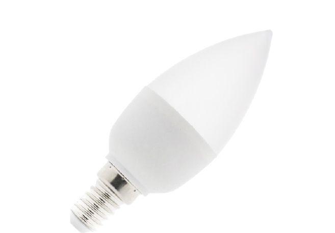 Ampoule LED E14 C37 5w - Existe en blanc froid, naturel, nuit