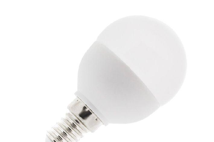 Ampoule LED E14 G45 12/24v 5w
