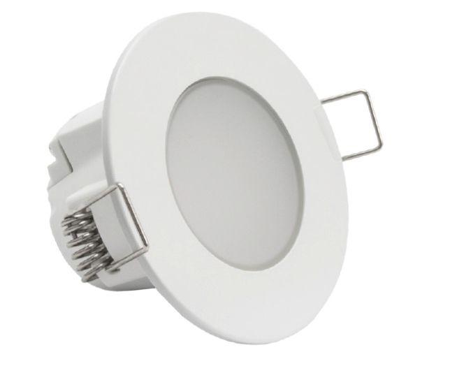 Downlight LED rond waterproof IP54 5W