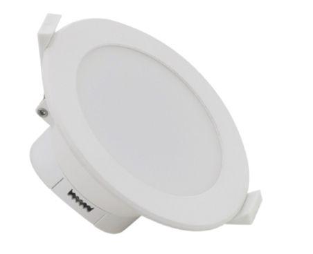 Downlight LED rond spécial salle de bain IP44