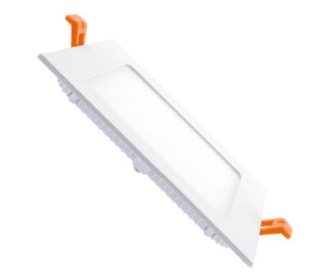 Dalle LED carrée extra plate - Existe de 6w à 48w