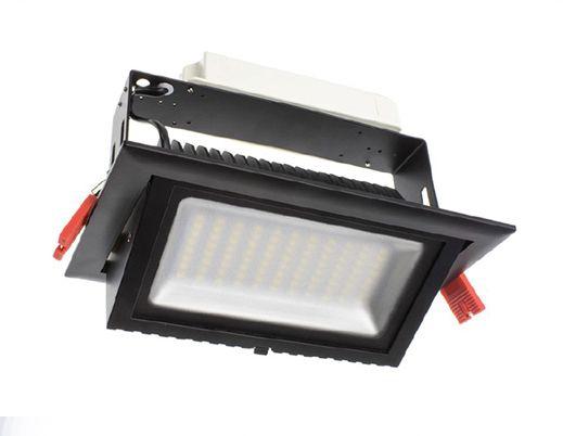 Projecteur LED Samsung 120 lm/W orientable rectangulaire Lifud