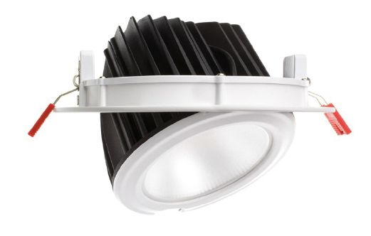 Projecteur LED Samsung 120 ml/W rond orientable 60W Lifud