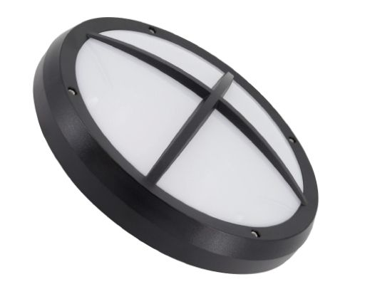 Plafonnier LED rond Linus IP65 13.5W