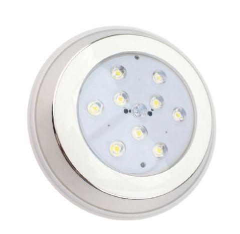 Spot LED pour piscine en saillie - Existe en 9W, 12W, 24W