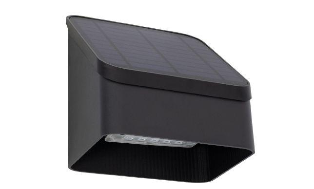 Applique LED Solaire Namib avec détecteur de présence PIR IP65