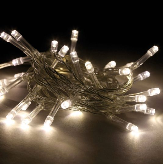 Guirlande LED de 5 mètres
