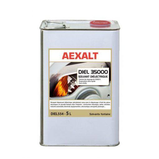 Solvant diélectrique à évaporation rapide DIEL 35000 Aexalt