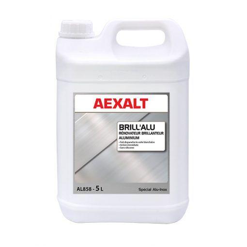 Brillanteur spécial aluminium BRILL\'ALU Aexalt