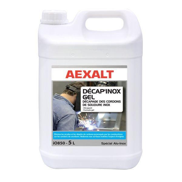 Décapant pour cordons de soudure inox DECAP'INOX Gel Aexalt
