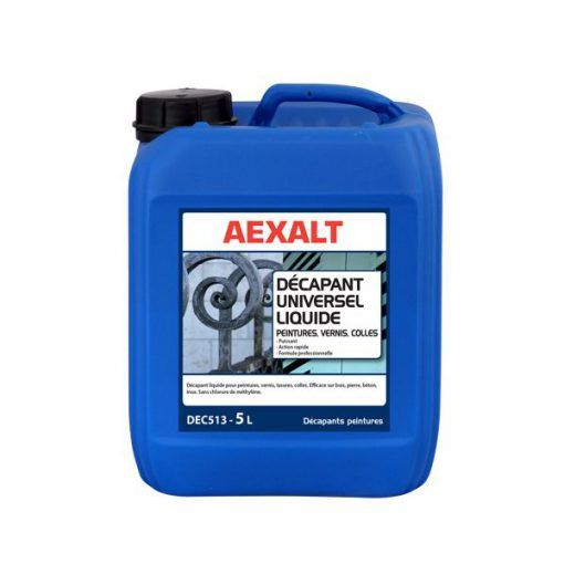 Décapant peinture universel liquide 5L AEXALT