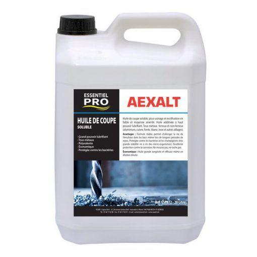 Huile de coupe soluble spécial rectification Aexalt