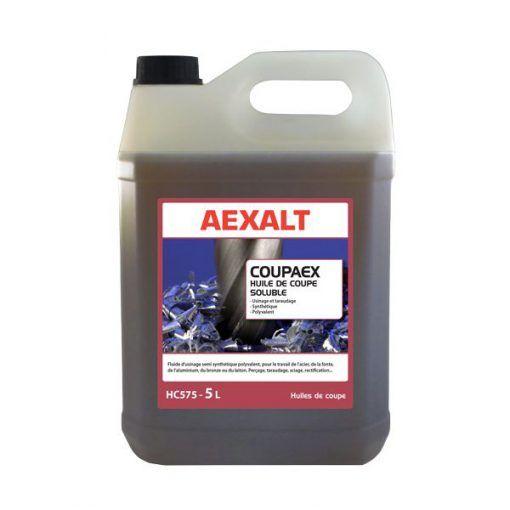 Huile de coupe COUPAEX soluble Aexalt