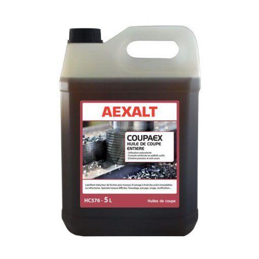 Huile de coupe COUPAEX entière Aexalt