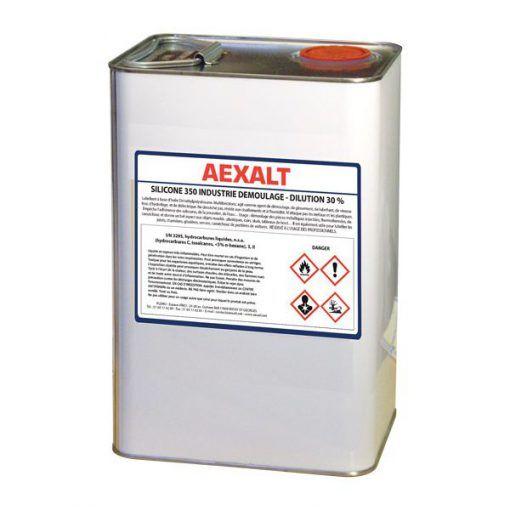 Lubrifiant silicone multi-usages dilué à 30% Aexalt