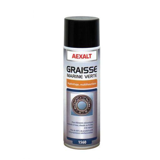 Graisse marine multifonctions au lithium aérosol 650ml Aexalt