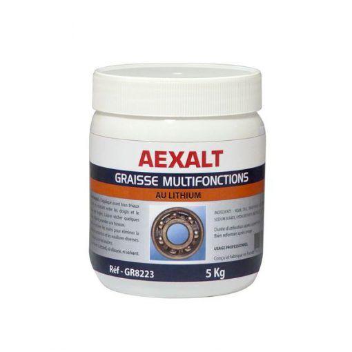 Graisse multifonctions au lithium Aexalt