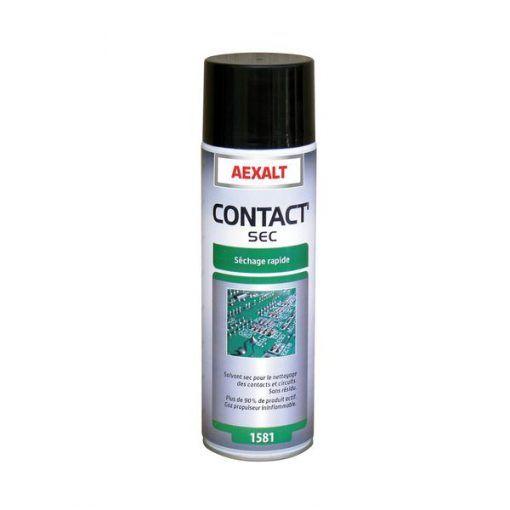 Nettoyant sec et dégraissant des contacts et circuits 650ml