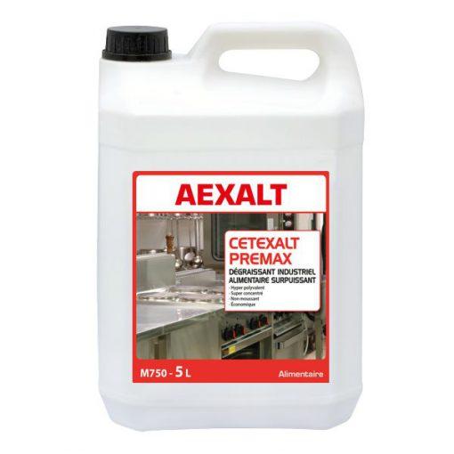 Dégraissant industriel alimentaire CETEXALT PREMAX Aexalt