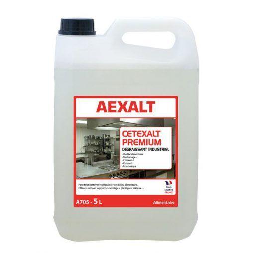 Nettoyant dégraissant alimentaire CETEXALT PREMIUM Aexalt