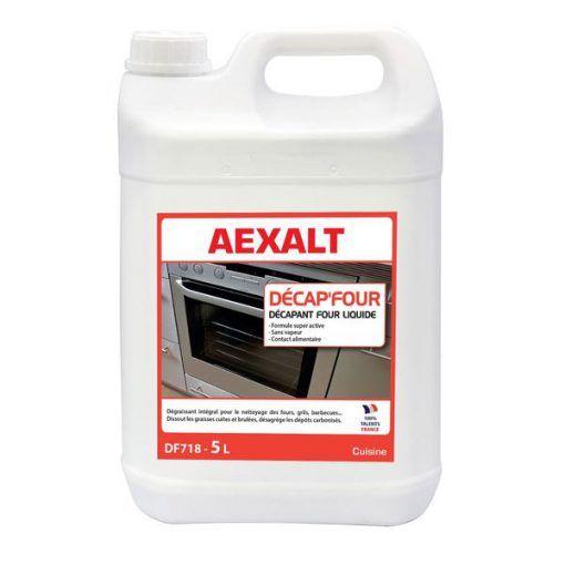 Liquide nettoyage fours, rôtissoires, grils, barbecues DECAP\'FOUR