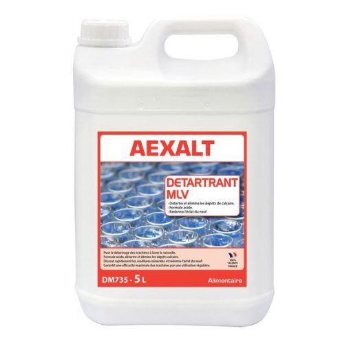 Détartrant des machines à laver et lave vaisselle 5L Aexalt