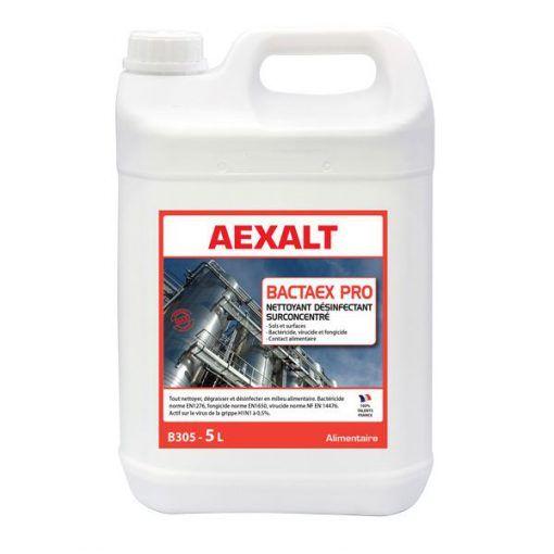 Nettoyant et désinfectant pour toutes surfaces BACTAEX PRO Aexalt