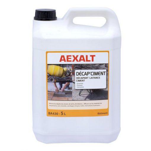 Décapant laitance ciment DECAP\'CIMENT Aexalt