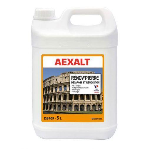 Décapage et rénovation des surfaces pierres RENOV\'PIERRE Aexalt