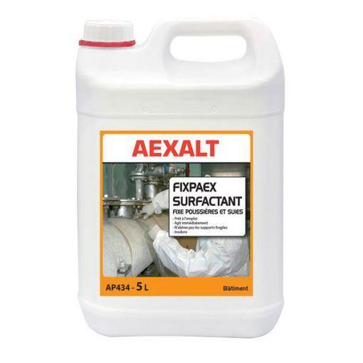 Fixe poussières et suies 5L FIXPAEX SURFACTANT Aexalt