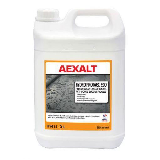 Hydrofugeant et oléofugeant 5L HYDRO'PROTAEX Aexalt