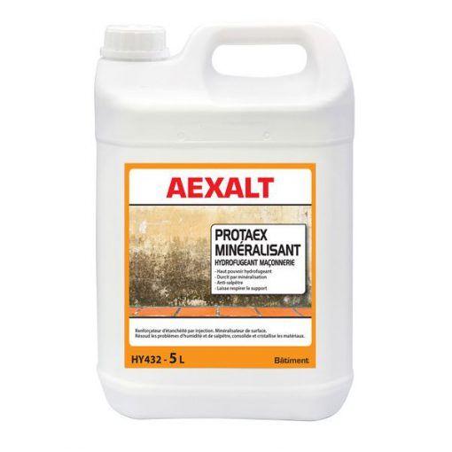 Hydrofugeant maçonnerie 5L PROTAEX MINERALISANT Aexalt