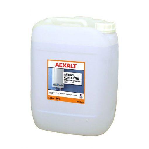 Antigel concentré chauffage et climatisation 20L Aexalt