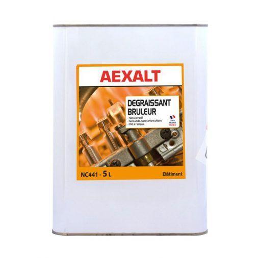 Dégraissant brûleur prêt à l\'emploi 5L Aexalt