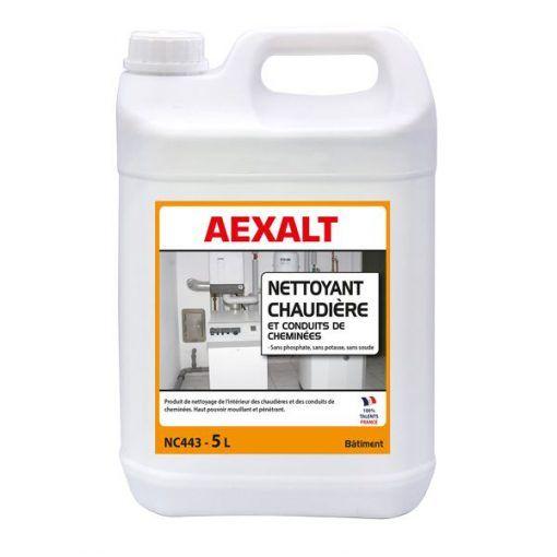 Nettoyant chaudières et conduits de cheminées 5L Aexalt