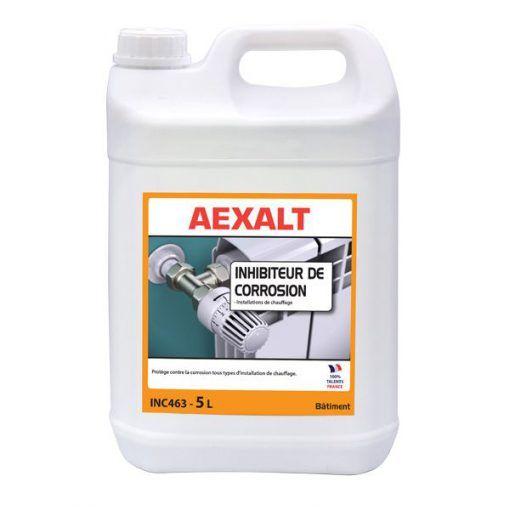 Inhibiteur de corrosion installations de chauffage Aexalt