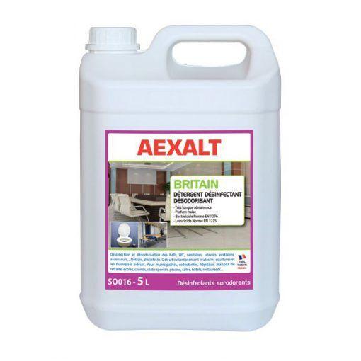 Détergent surodorant désinfectant AEXALT BRITAIN