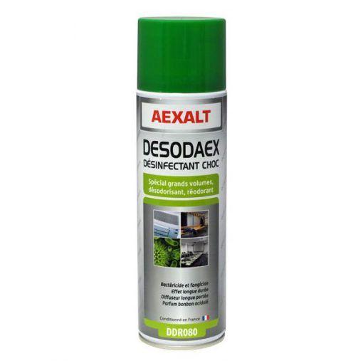 Désinfectant désodorisant réodorant 650ml DESODAEX Aexalt