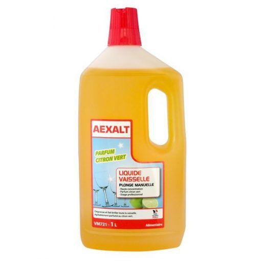 Liquide vaisselle concentré au citron vert Aexalt