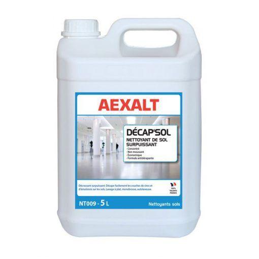Nettoyant décapant spécial sols 5L DECAP'SOL Aexalt