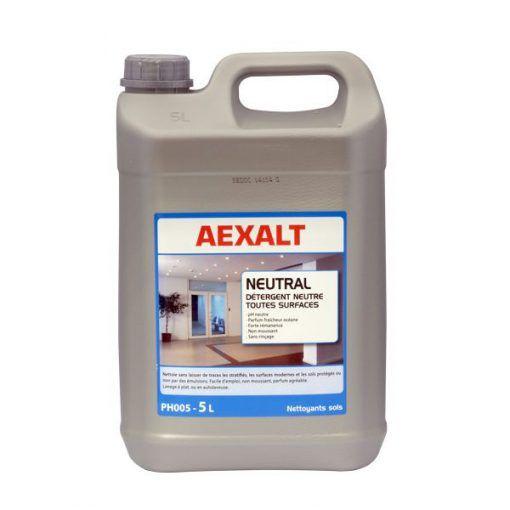 Nettoyant détergent doux surodorant 5L NEUTRAL Aexalt