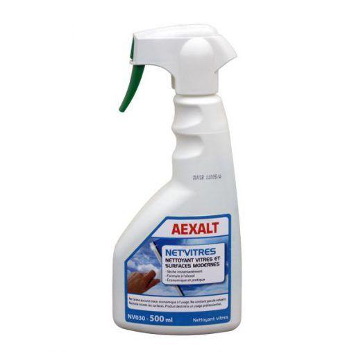 Nettoyant vitres à l'alcool NET\'VITRES Aexalt