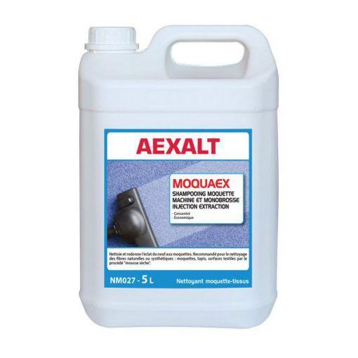 Shampoing moquette et tapis 5L MOQUAEX Aexalt