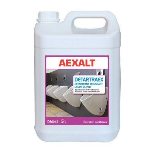 Nettoyant détartrant désinfectant sanitaires DÉTARTRAEX Aexalt