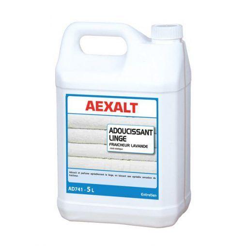 Assouplissant linge parfum lavande 5L Aexalt