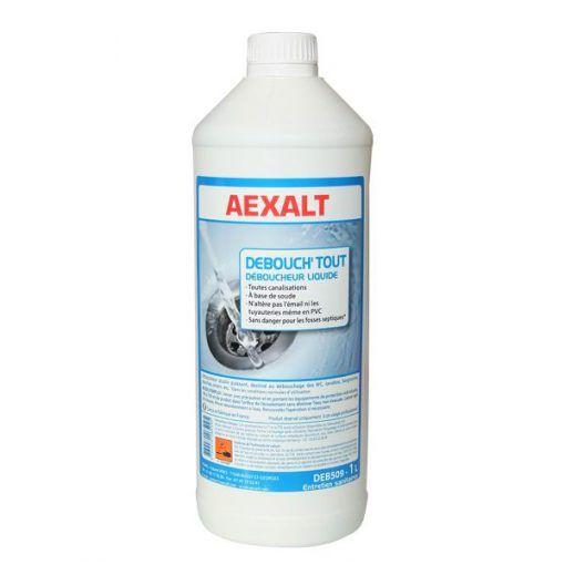 Déboucheur liquide toutes canalisations 1L DEBOUCH\'TOUT Aexalt